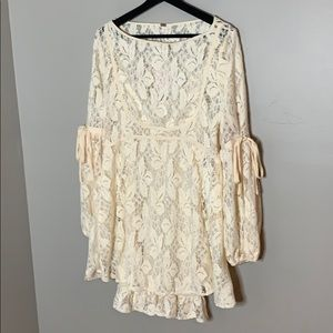 ⭐️HOLIDAY⭐️ Free People NWT Ruby dress, small
